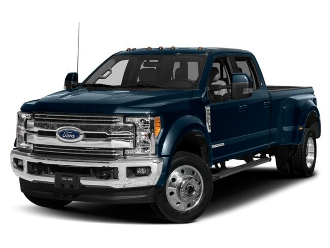2019 Ford F-450SD Platinum Truck for sale in Walker, MN