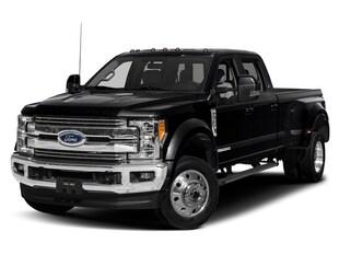 2019 Ford F-450SD Platinum Truck