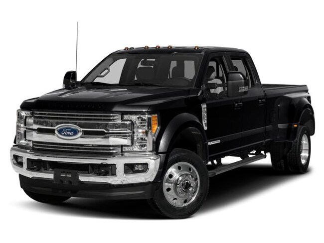 2019 Ford Super Duty F-450 DRW Truck