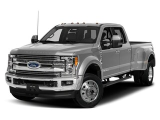 2019 Ford Super Duty F-450 DRW Limited Limited 4WD Crew Cab 8 Box