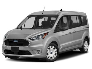 2019 Ford Transit Connect XLT w/Rear Liftgate Commercial-truck
