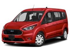 2019 Ford Transit Connect Titanium LWB w/Rear Liftgate Full-size Passenger Van FWD