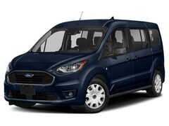 2019 Ford Transit Connect Titanium w/Rear Liftgate Commercial-truck