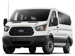 New 2019 Ford Transit-150 Wagon Low Roof Passenger Van FLU35153 in Newtown, PA