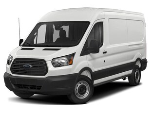 2019 Ford Transit-250 Base w/Sliding Pass-Side Cargo Door Van Medium Roof Cargo Van 1FTYR1CG1KKB39696