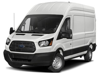 2019 Ford Transit-350 w/60/40 Pass-Side Cargo Doors T-350 148 Low Rf 9500 GVWR Swing-Out RH Dr