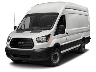2019 Ford Transit-350 w/Sliding Pass-Side Cargo Door Van High Roof HD Ext. Cargo Van
