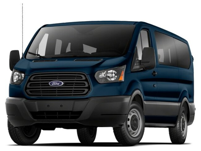 New 2019 Ford Transit-350 350 XL Wagon Low Roof Passenger Van for sale near Boston, MA at Muzi Ford