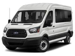New 2019 Ford Transit-350 XL Wagon Medium Roof Passenger Van Boston, MA