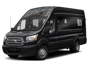 2019 Ford Transit-350 HD DRW LWB High Roof XLT Passenger Van Van