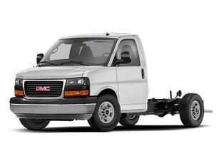 2019 GMC Savana Cutaway Work Van Truck