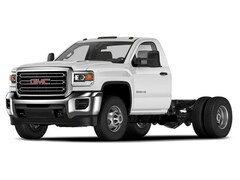 2019 GMC Sierra 3500HD Chassis Base Truck Regular Cab
