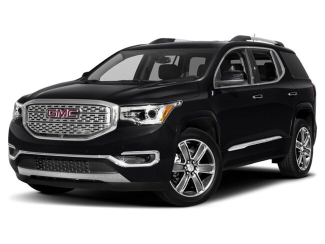 New vehicle 2019 GMC Acadia Denali SUV for sale near you in Cherokee, IA