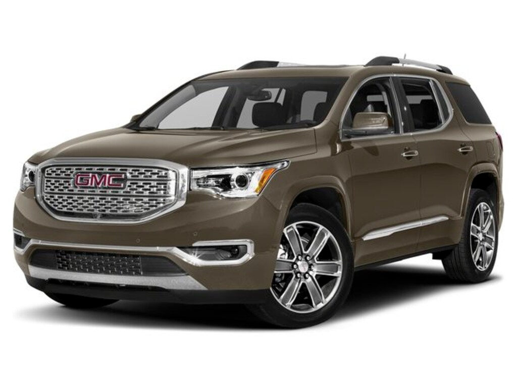 Wyatt Johnson Gmc >> Used 2019 Gmc Acadia Denali For Sale In Clarksville Tn Serving