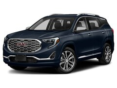 New 2019 GMC Terrain Denali SUV 3GKALXEX3KL258033 for Sale in Plymouth, IN at Auto Park Buick GMC