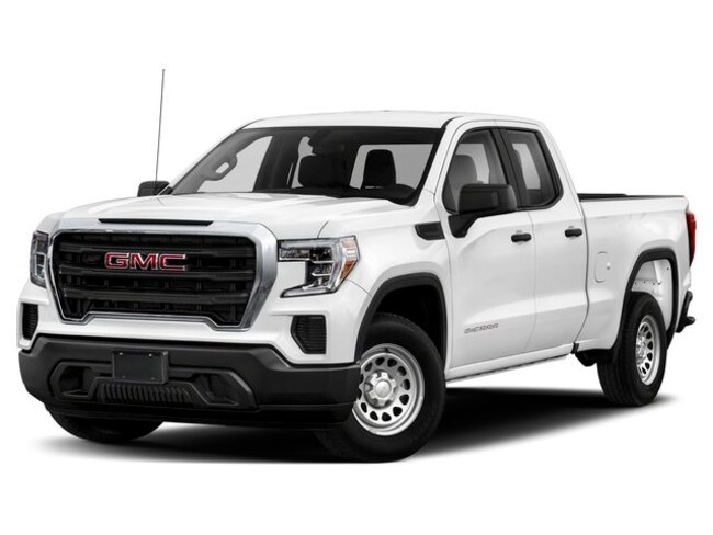 2019 GMC SIERRA 1500 Double Cab Pickup - 2WD - GAS Pickup w/ 6.5ft Bed