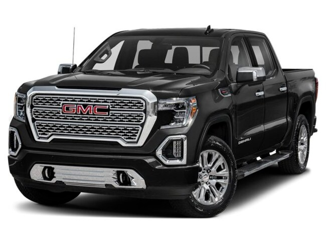 New 2019 GMC Sierra 1500 Denali Truck Crew Cab for sale in Dickson, TN