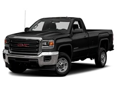 2019 GMC Sierra 2500HD Base Truck Regular Cab