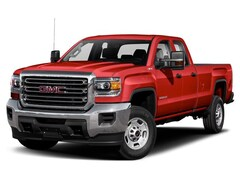 2019 GMC Sierra 2500HD Truck Double Cab