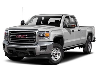 2019 GMC Sierra 2500HD Base Truck Double Cab