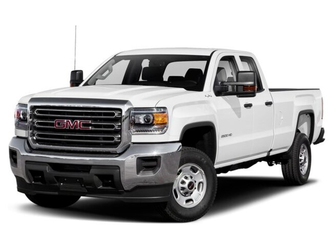 New 2019 GMC Sierra 2500HD Base Truck Double Cab for sale near Greensboro
