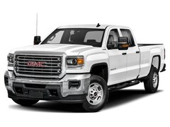 2019 GMC Sierra 2500HD Base Truck Crew Cab