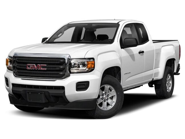 New 2019 GMC Canyon Truck Extended Cab for sale near Greensboro