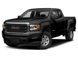 2019 GMC Canyon SL Truck Extended Cab