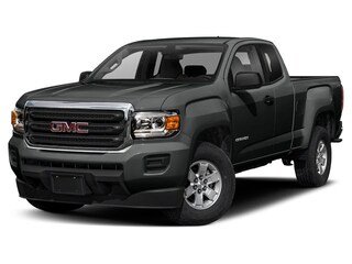 2019 GMC Canyon All Terrain w/Cloth Truck Extended Cab