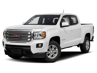 New 2019 GMC Canyon Base Truck Crew Cab in San Benito, TX