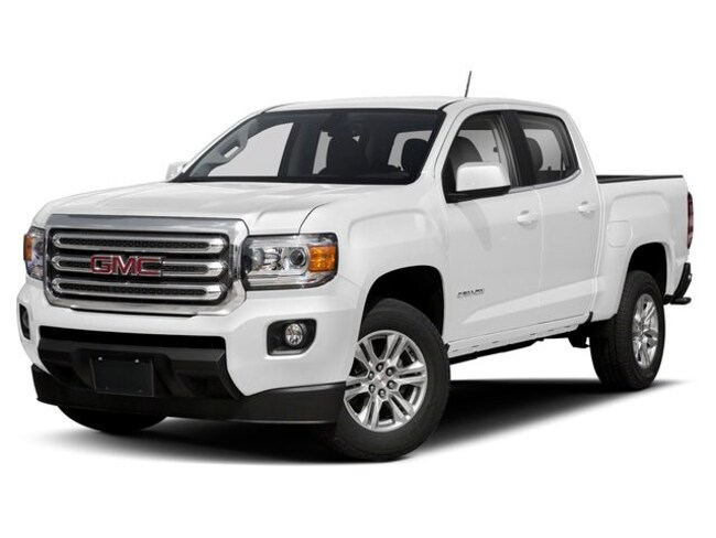 2019 GMC Canyon 4x2 Crew Cab 5 ft. box 128.3 in. WB Truck Crew Cab