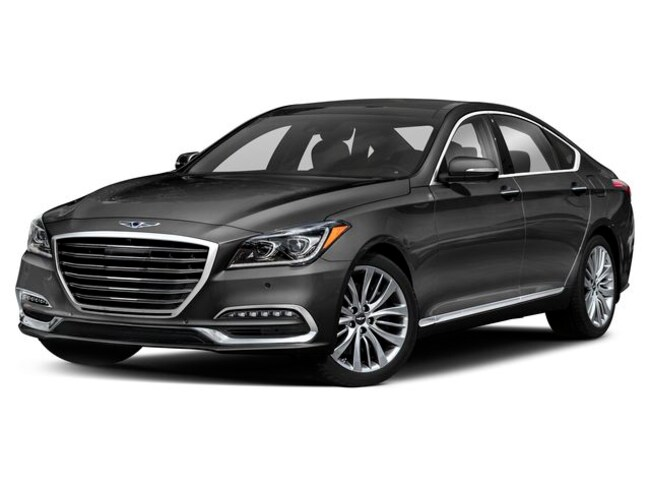 2019 Genesis G80 5.0L Ultimate Full-Size Car