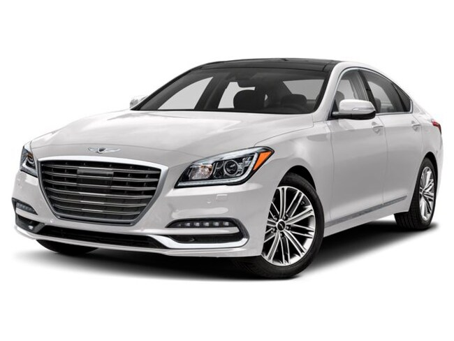 2019 Genesis G80 3.8 Sedan For Sale in Danbury CT