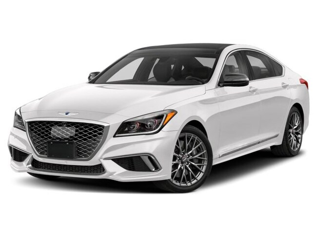 New 2019 Genesis G80 3.3T Sport Sedan For Sale in West Islip, NY