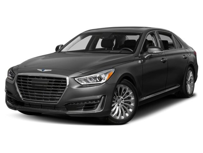 2019 Genesis G90 3.3T Premium Sedan | Luxury Vehicles for Sale near Chicago