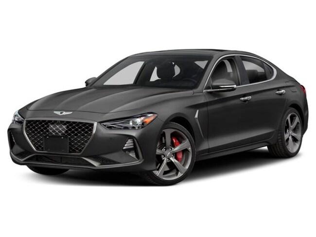 2019 Genesis G70 2.0T Sport Sedan | Luxury Vehicles for Sale near Chicago