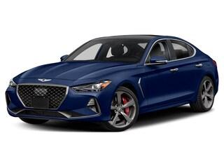 2019 Genesis G70 2.0T Sport M/T Sedan