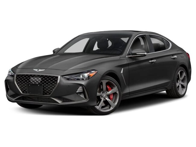 New 2019 Genesis G70 3.3T Advanced Sedan for sale near Atlanta