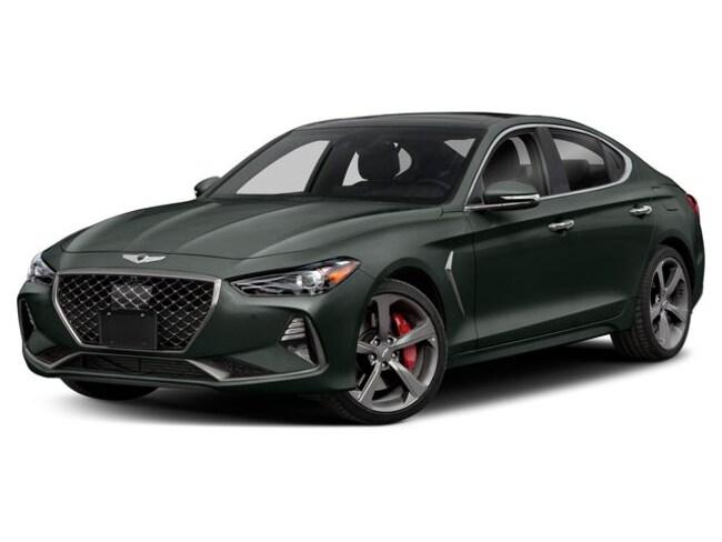 2019 Genesis G70 3.3T Design Sedan