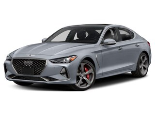 2019 Genesis G70 2.0T Advanced Sedan