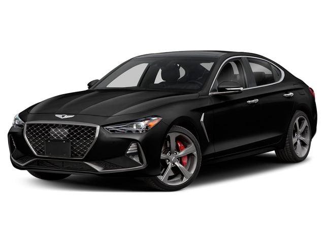 2019 Genesis G70 2.0T Prestige Sedan