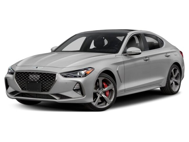 2019 Genesis G70 2.0T Advanced Sedan | Luxury Vehicles for Sale near Chicago