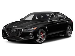 2019 Genesis G70 3.3T Elite Sedan