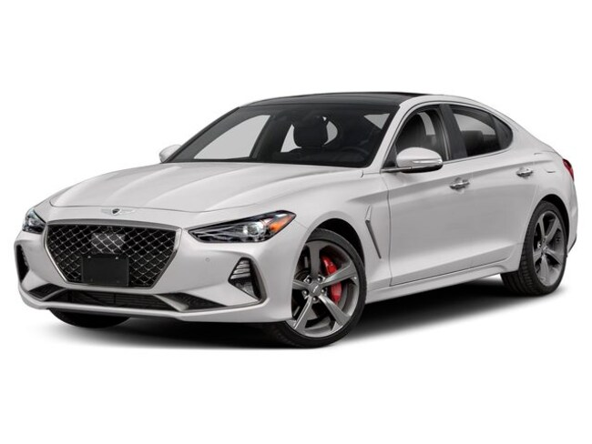 New 2019 Genesis G70 3.3T Advanced Sedan For Sale in West Islip, NY
