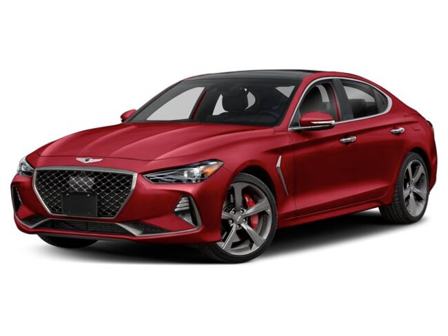 2019 Genesis G70 3.3T Dynamic Sedan | Luxury Vehicles for Sale near Chicago