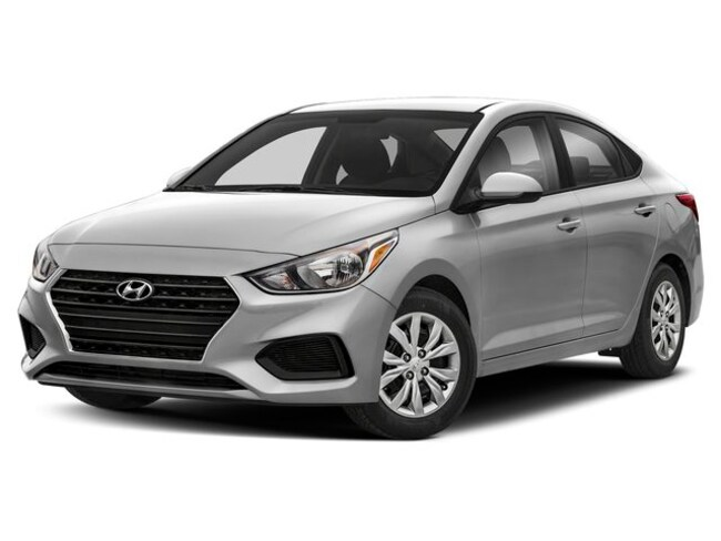 New 2019 Hyundai Accent SE Sedan in Huntington Beach