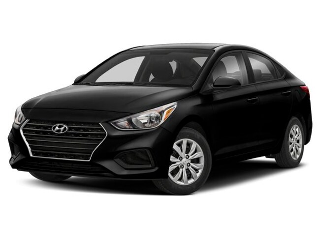 New 2019 Hyundai Accent SE Sedan For Sale/Lease Orchard Park, NY