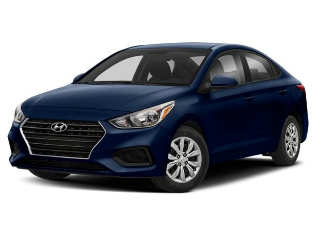 New 2019 Hyundai Accent SE Sedan in Chicago