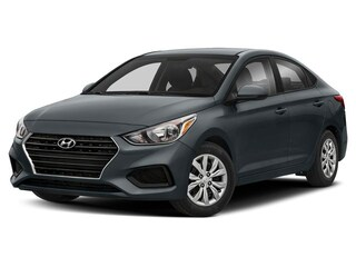 New 2019 Hyundai Accent SE Sedan for Sale in Conroe, TX, at Wiesner Hyundai