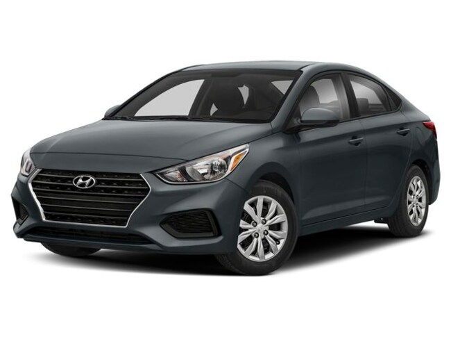 New 2019 Hyundai Accent SE Sedan For Sale Near Orlando, FL